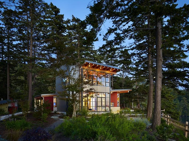 Davis Residence by Miller Hull