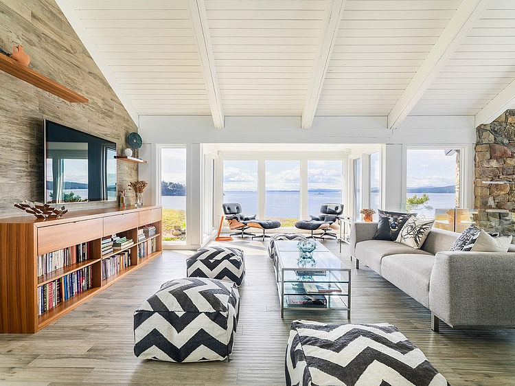 Island Retreat by Johnson + McLeod Design Consultants