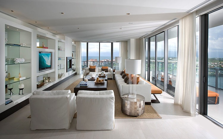 Apogee Apartment by Sharron Lewis Design Central