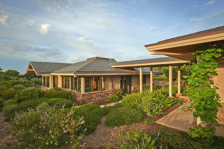 Portola Valley by Stoecker and Northway Architects
