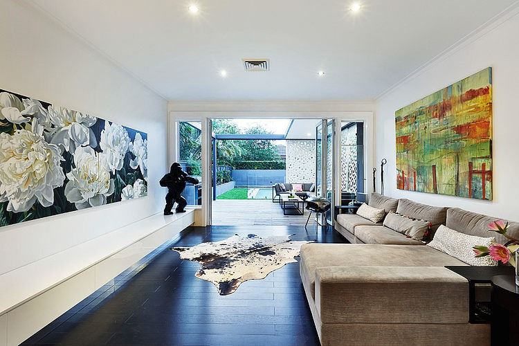 Bondi Home by LSA Architects