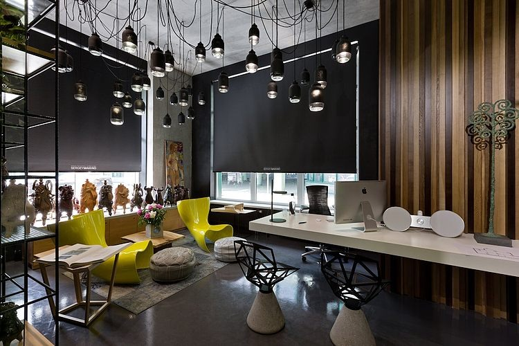 Awesome Sergey Makhno us Office and Showroom