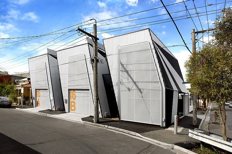 Hunter Street Home by ODR Architects