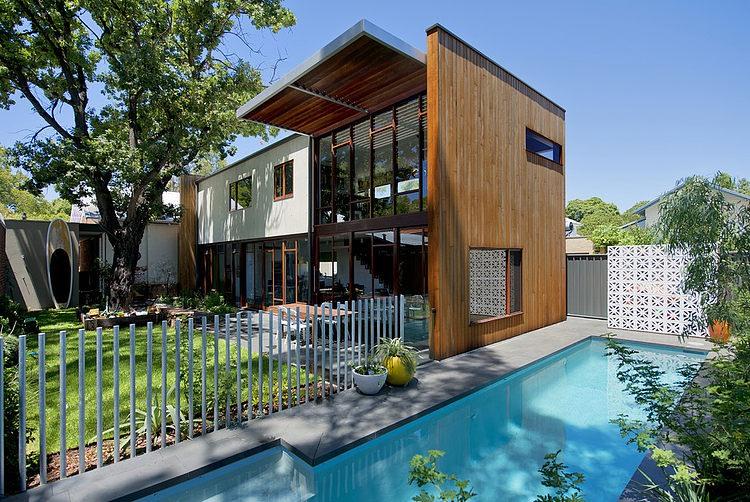 Waverley Street House By Klopper Davis Architects