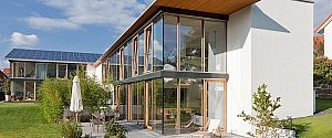 Multi-Generational House by Kaercher Architekten