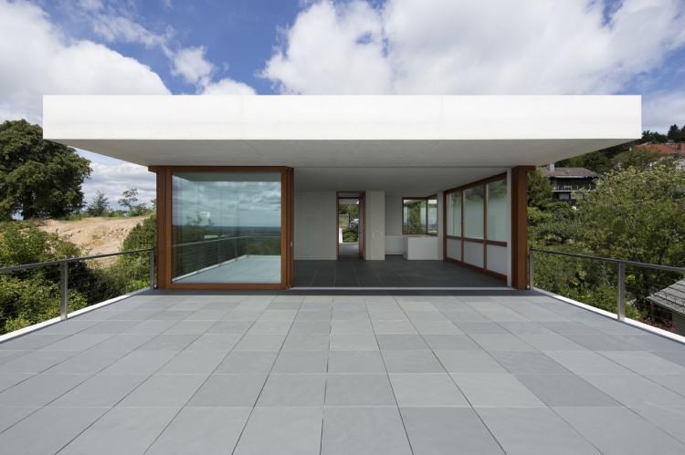 Villa S by Ian Shaw Architekten