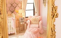 Gold Nursery Design
