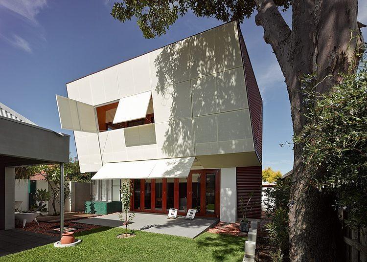 Casa31_4 Room House by Iredale Pedersen Hook