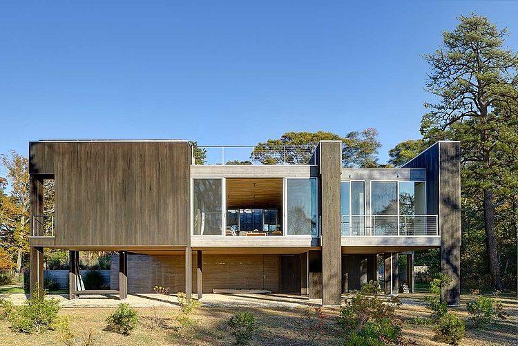 Northwest Harbor House by Bates Masi + Architects