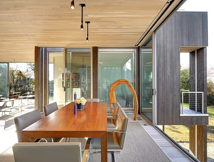 Northwest harbor house by bates masi architects homeadore - Maison freshwater brewster hjorth architects ...