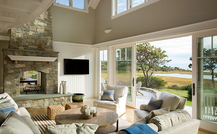 Katama Bay by Martha's Vineyard Interior Design