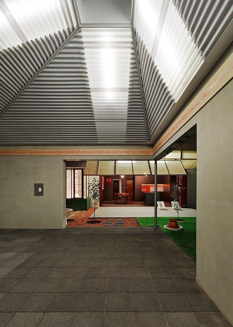 Casa  Room House Perth Australia By Iredale Pedersen Hook