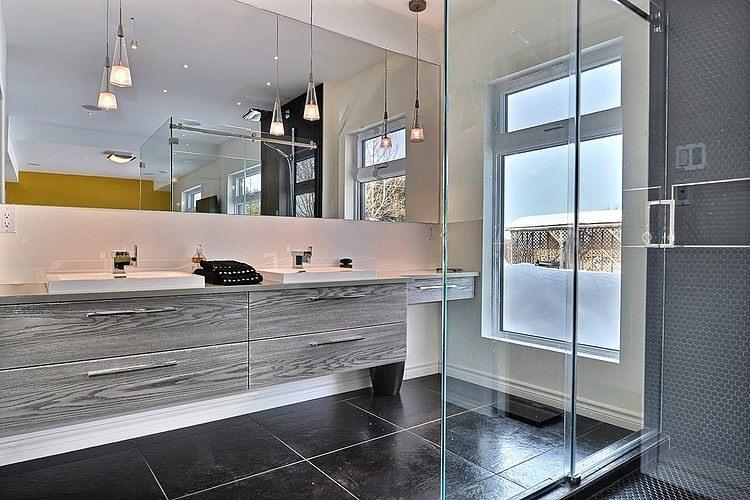 Gagnon residence by katia desgranges homeadore - Deco moderne ouderlijke kamer ...