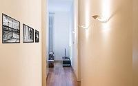 scenic lighting - hallway