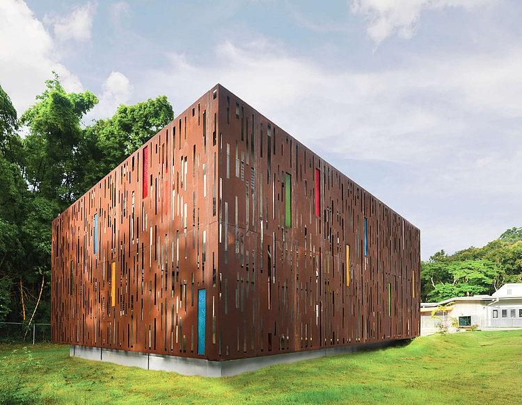 GELM Annex by Diaz Paunetto Arquitectos