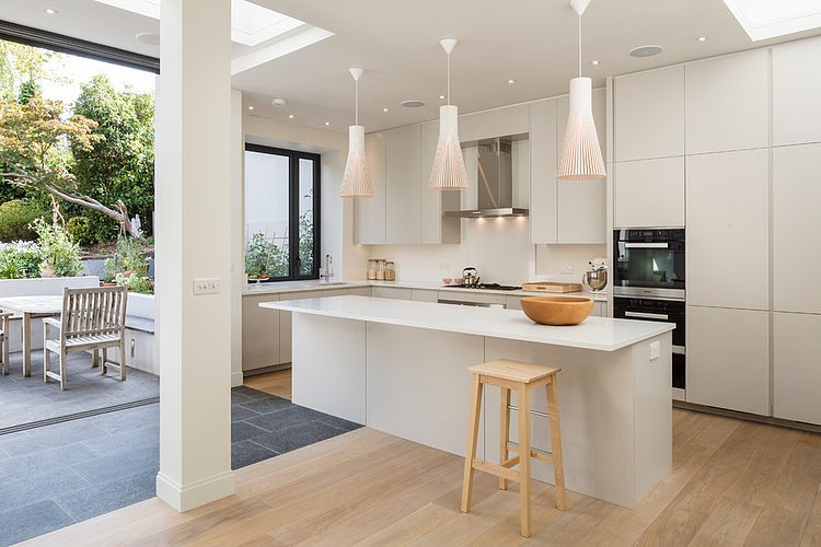 Muswell Hill House by Jones Associates Architects