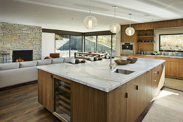 Exceptionnel Contemporary Home in Sun Valley | HomeAdore KB91