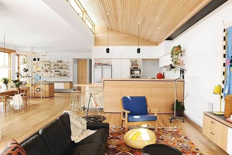 Harold Street House by Nest Architects