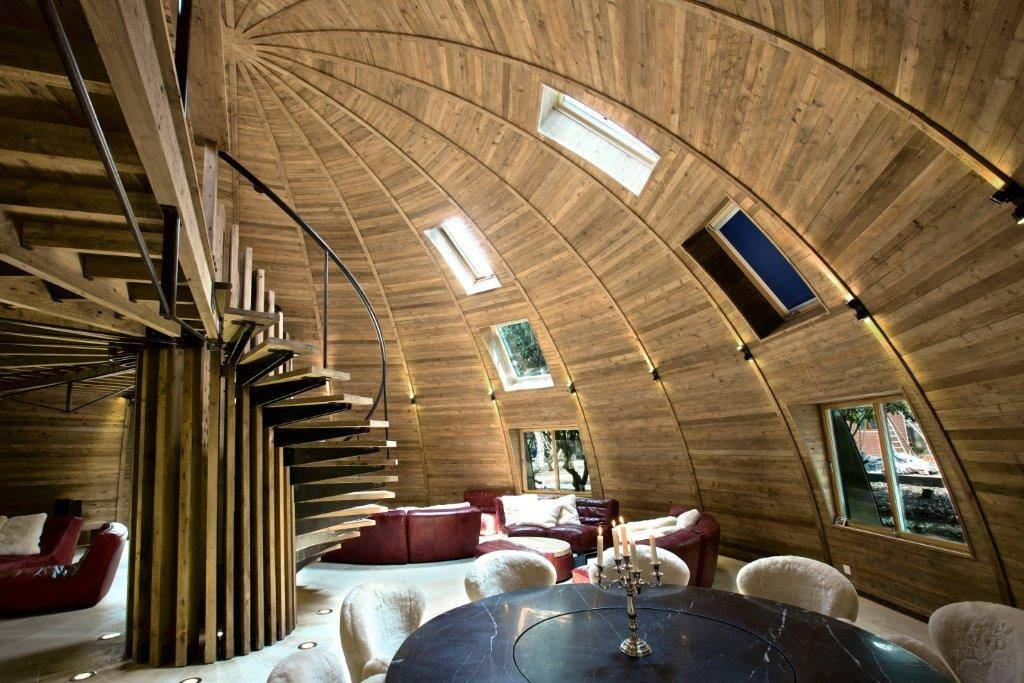 The Dome Home by Timothy Oulton Design