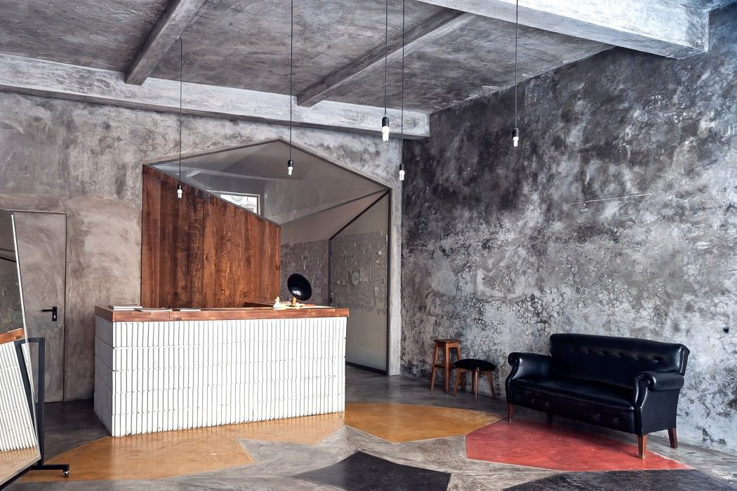 MISS'OPO Guest House by Gustavo Guimarães Atelier