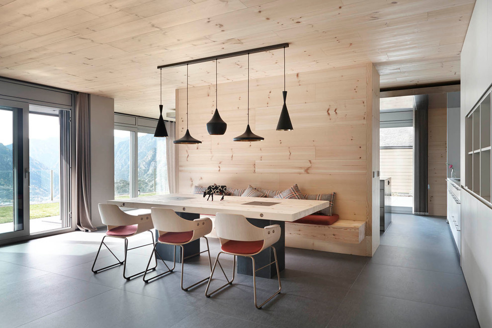 Wooden Interior by Coblonal Arquitectura « HomeAdore