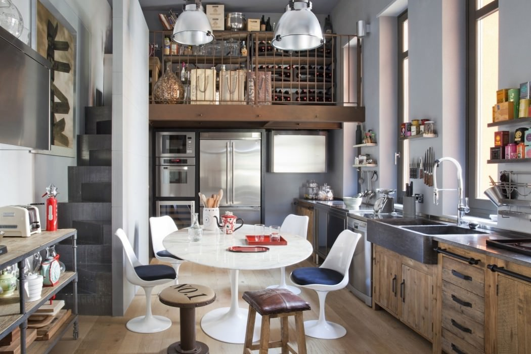 Eclectic Home by Claudia Pelizzari