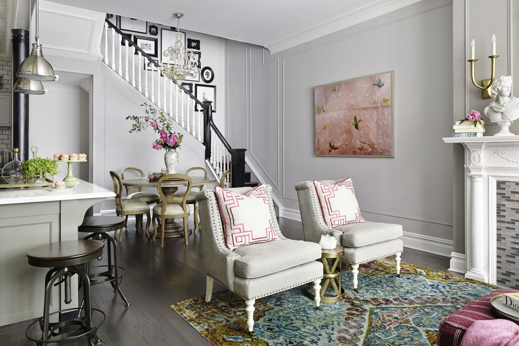 Greenwich Street Townhouse by Rob Stuart