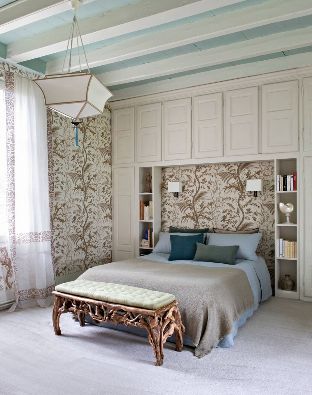 eclectic residence in france - Eclectic Canopy 2015