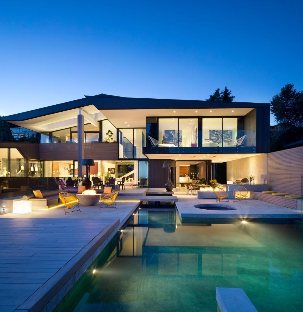 Groveland House by Mcleod Bovell Modern Houses « HomeAdore