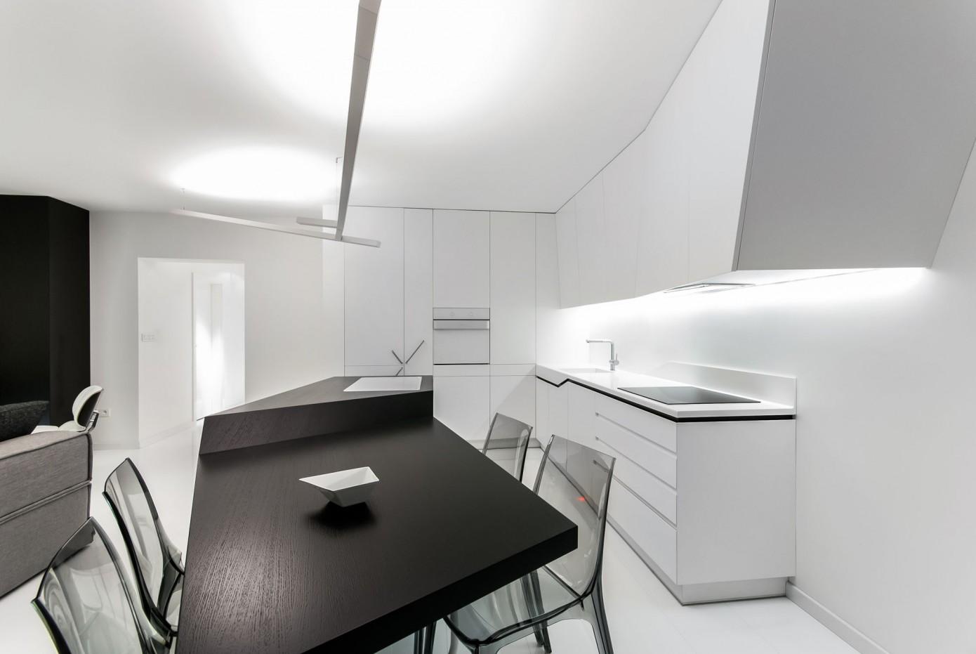 012 futuristic apartment rado rick designers homeadore - Interieur design loft futuriste rado rick ...