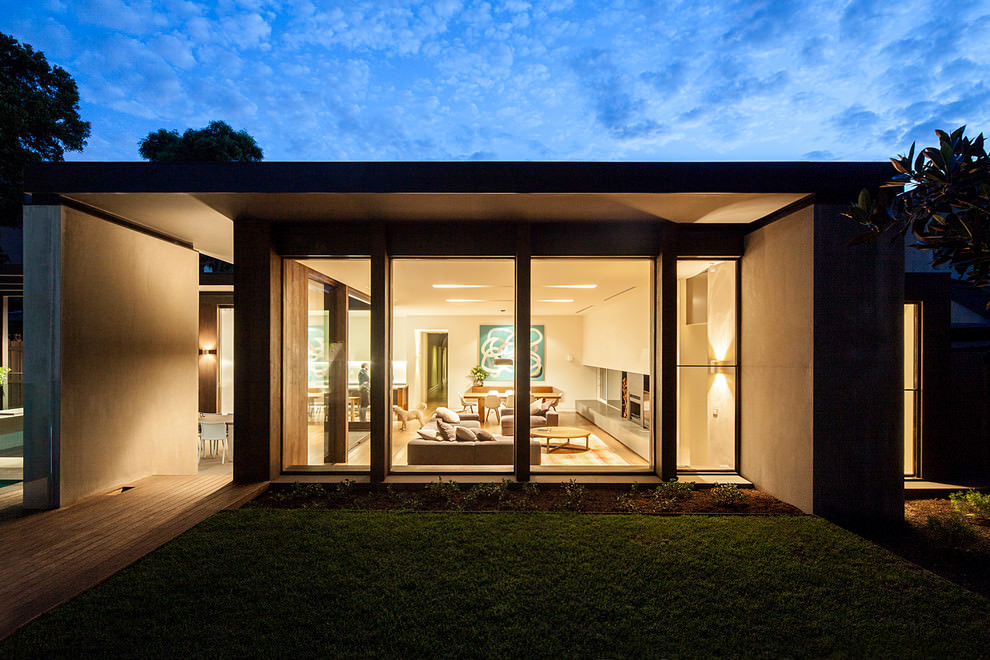 013 Kew House Neil Architecture 171 Homeadore