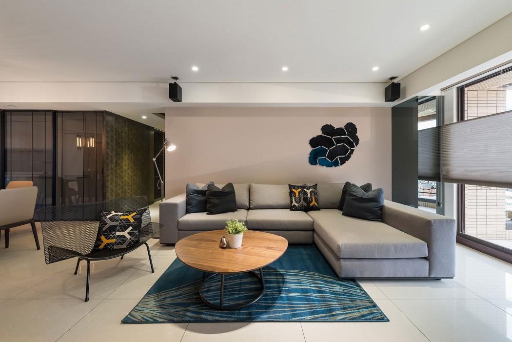Delighful Apartment Interior Design For Small I On Decor