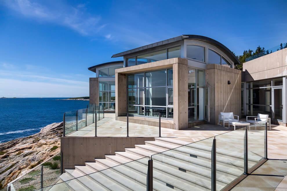 Nova Scotia House by Alexander Gorlin Architects