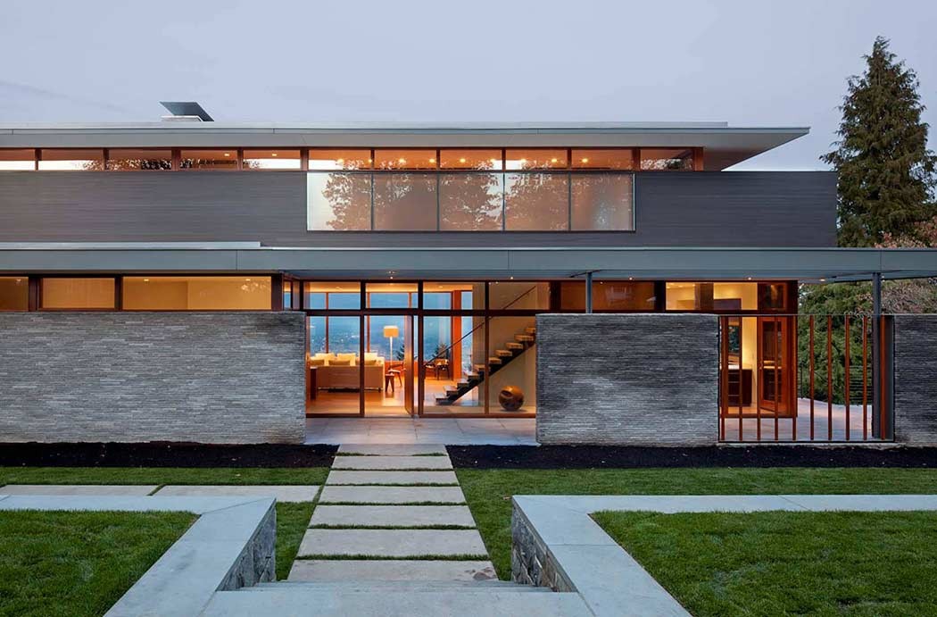 Council Crest House by Bohlin Cywinski Jackson | HomeAdore