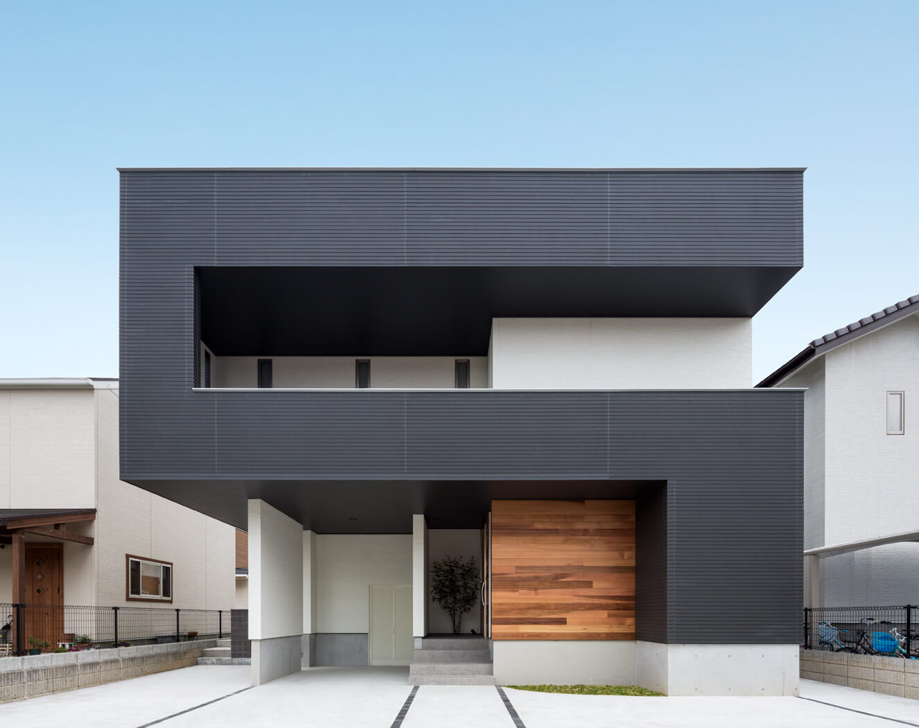 D house by architect show homeadore - Cubismo arquitectura ...