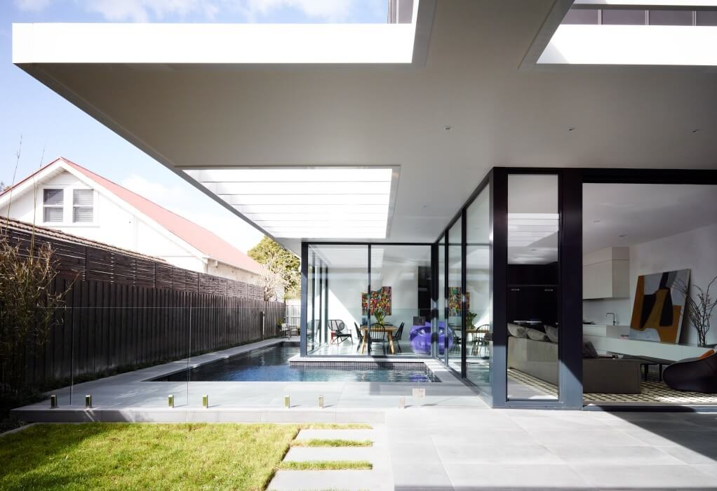 Home in Kew by Canny Architecture