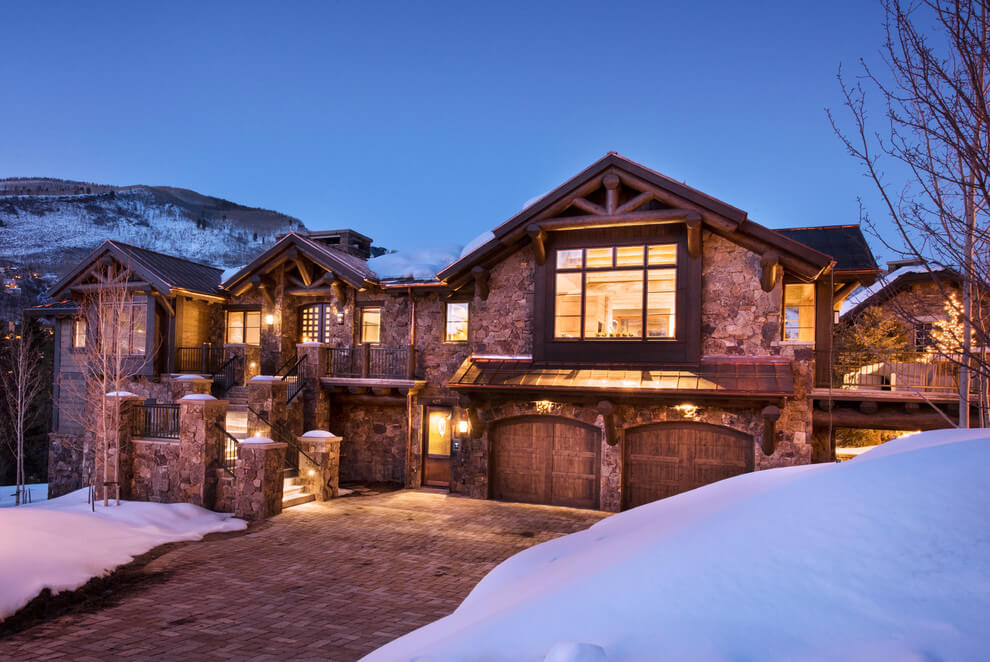 Vail Ski Hause by Reed Design Group - 1