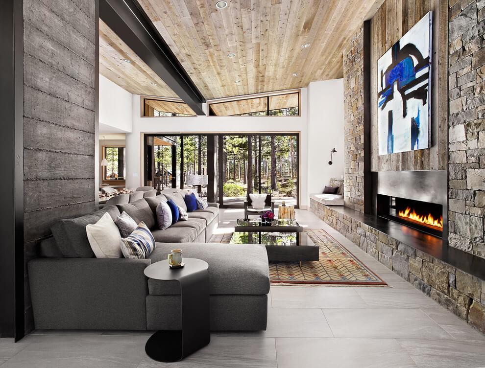 Interesting Modern Interior Minimalis Contemporary - Simple Design ...