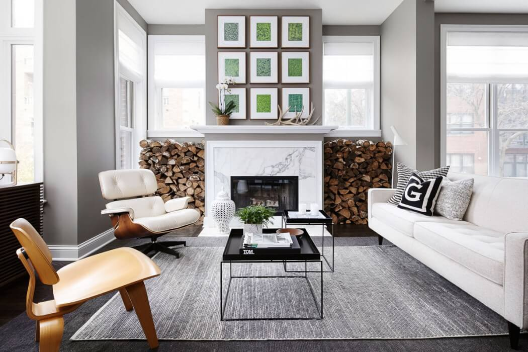 Chicago Townhouse by Gabriel Fontes de Faria