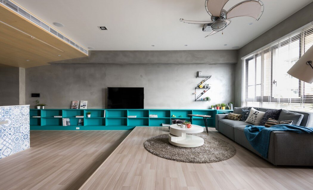 interior space design