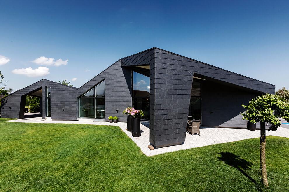 Unique House by Skanlux « HomeAdore