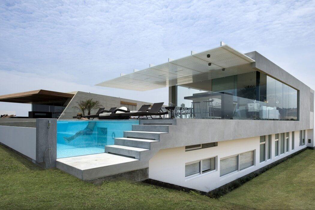 Casa V by Estudio 6 Arquitectos