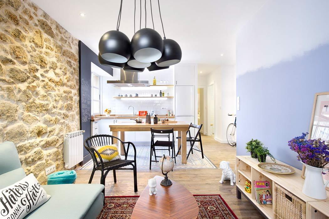 Apartment in A Coruña by Egue Y Seta
