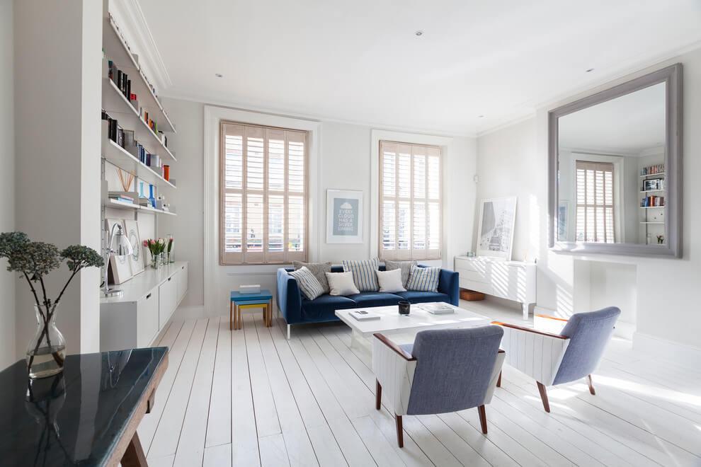 All Saints Road Apartment | HomeAdore