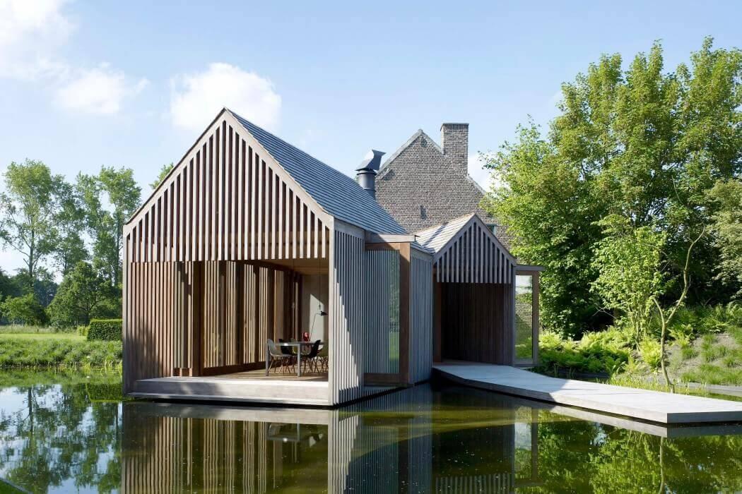 Refuge by Wim Goes Architectuur