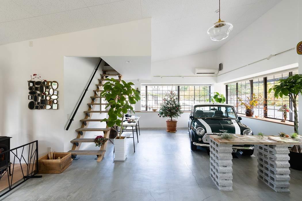 Satoduto by Coil Kazuteru Matumura Architects