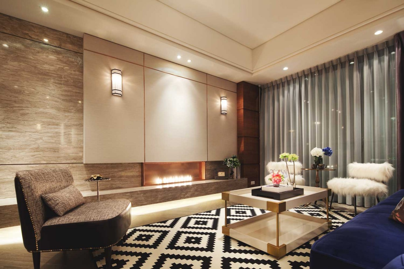 Luxurious Apartment by Studio Oj