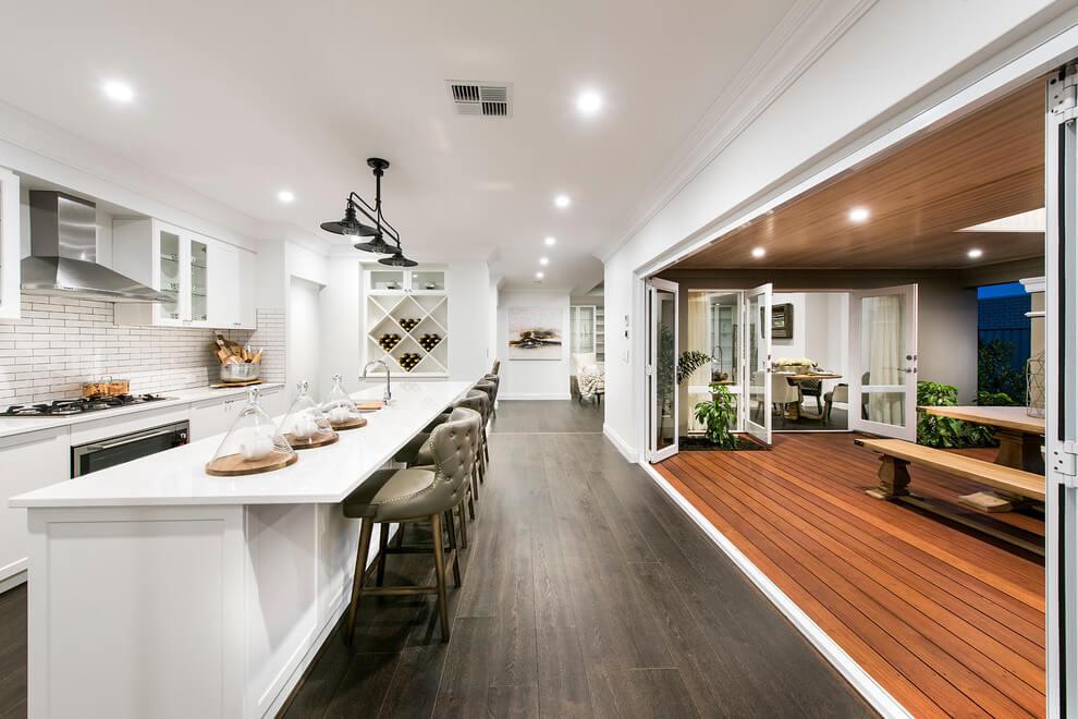 The North Hampton by Plunkett Homes
