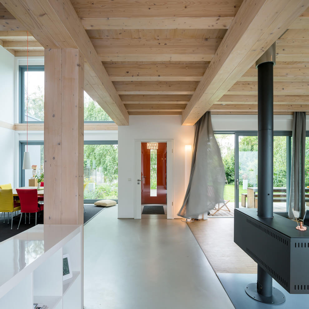 Stommel Haus 008 contemporary timber house stommel haus uk homeadore