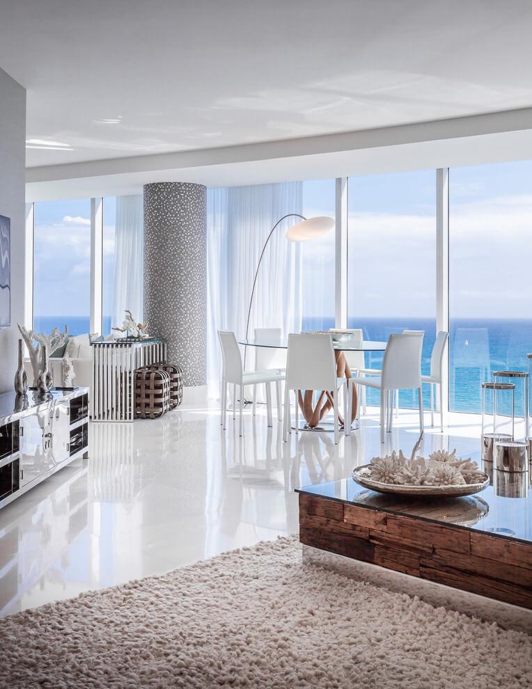 trump apartment by regina claudia galletti - Blue Apartment 2015